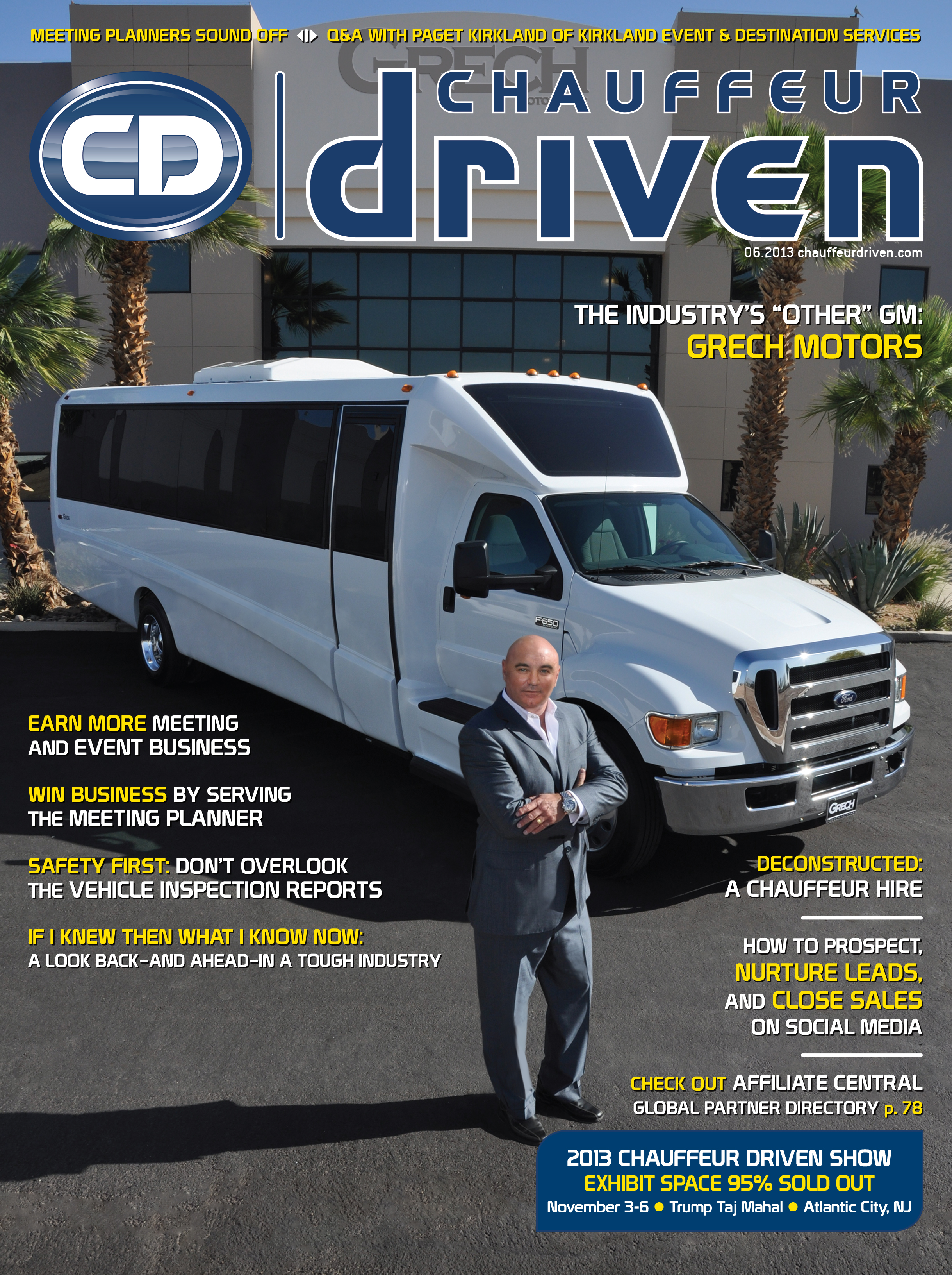 Chauffeur Driven - June 2013