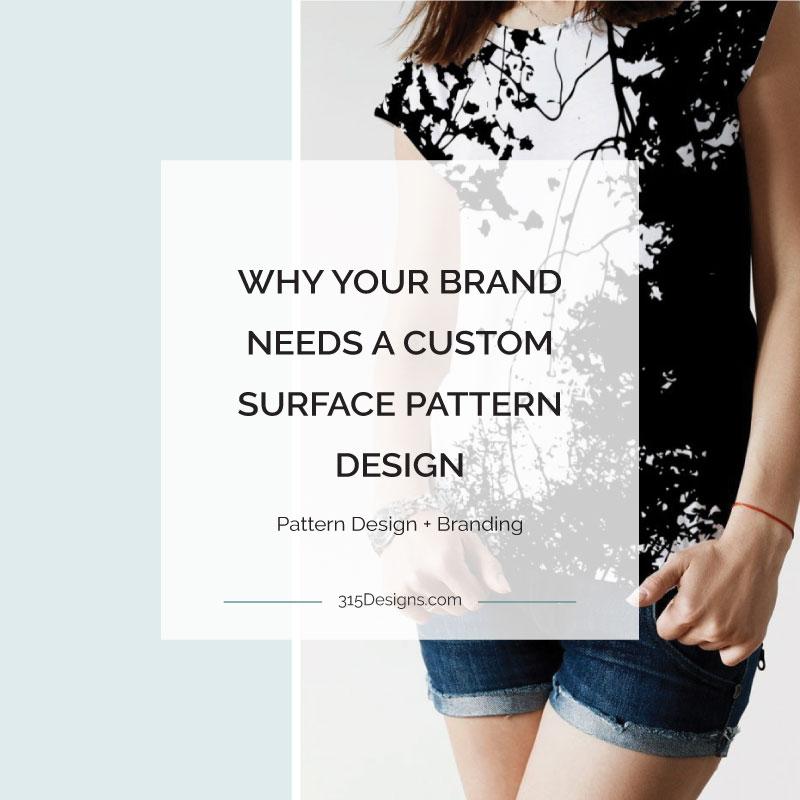 Custom Surface Pattern Design 315 Designs