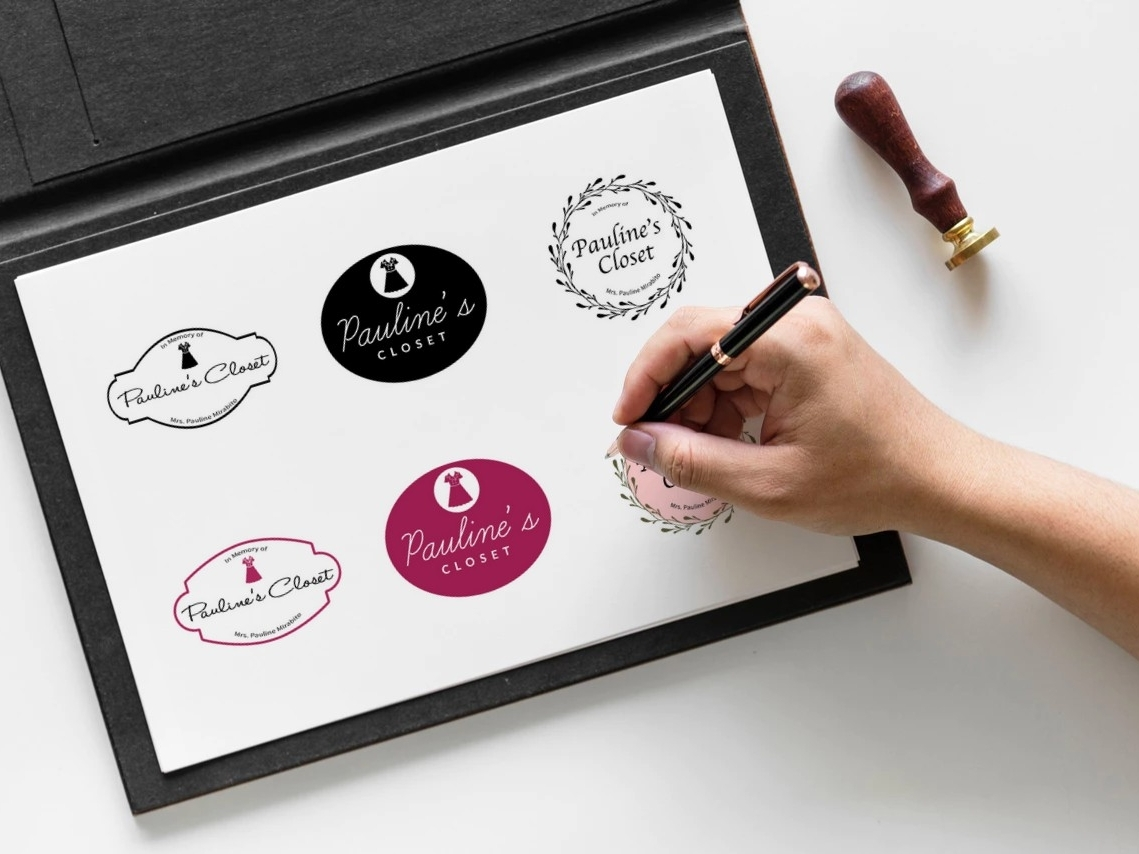 Custom logo design for small business