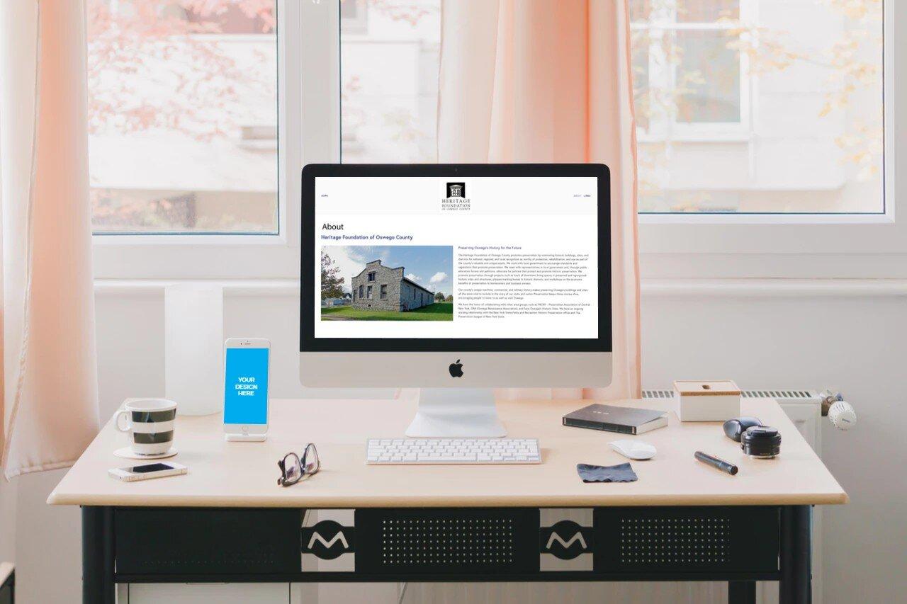 Business Website Design, Fulton, NY
