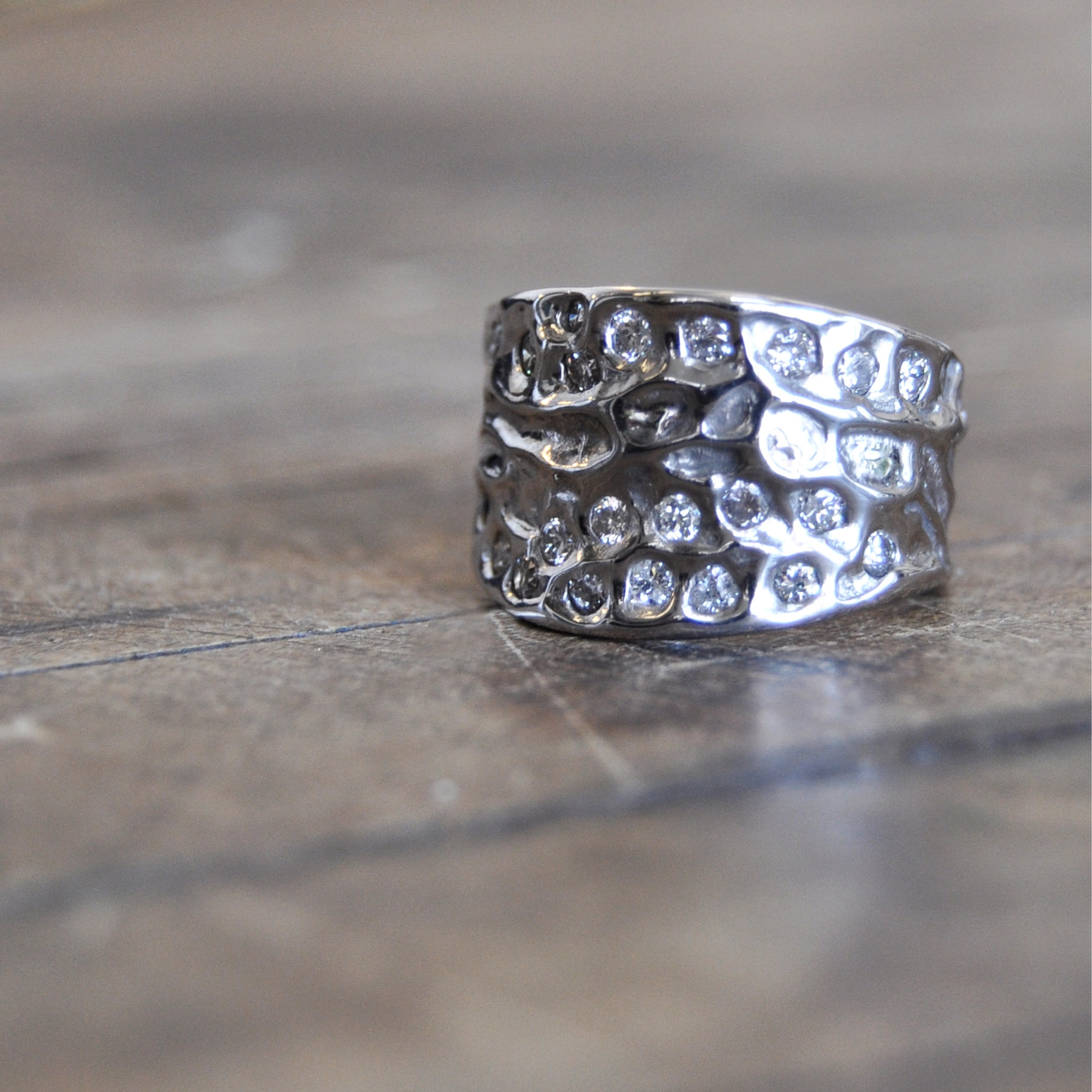 Custom Engagement Rings Made in the Hudson Valley