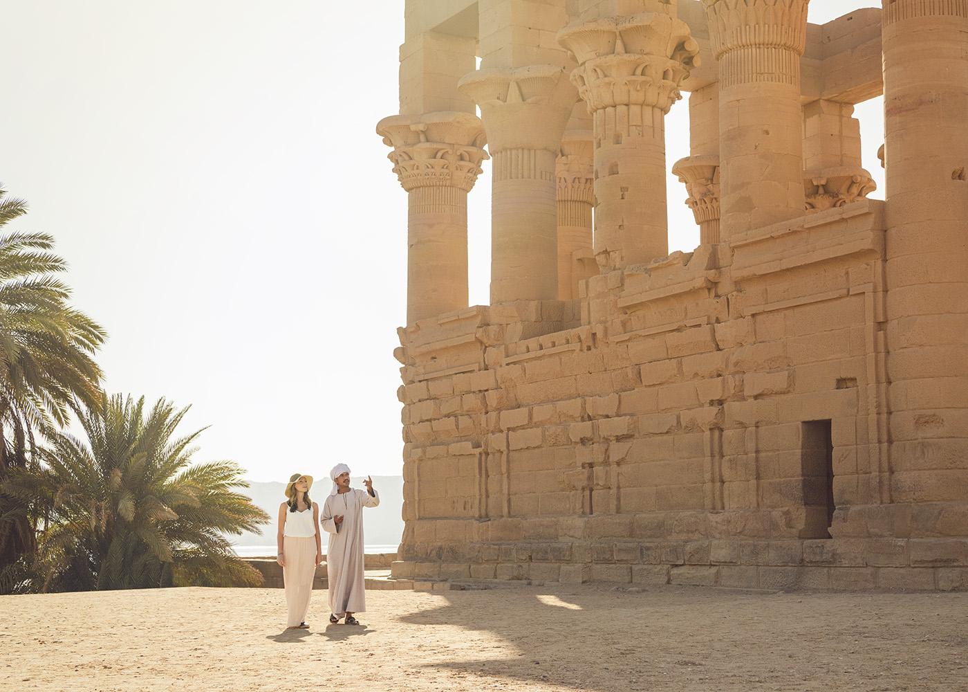 Sanctuary Retreats - Egypt