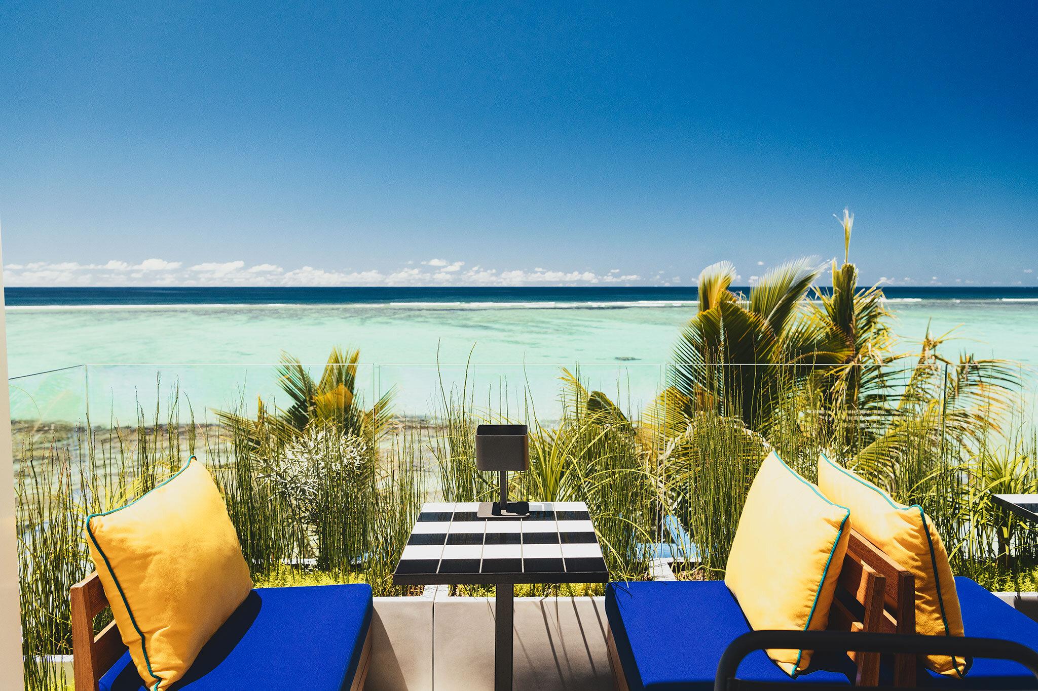 SALT Hotel : Mauritius -