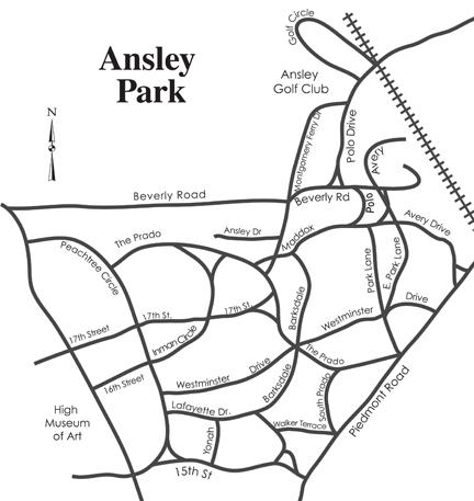 Ansley Park Atlanta, GA