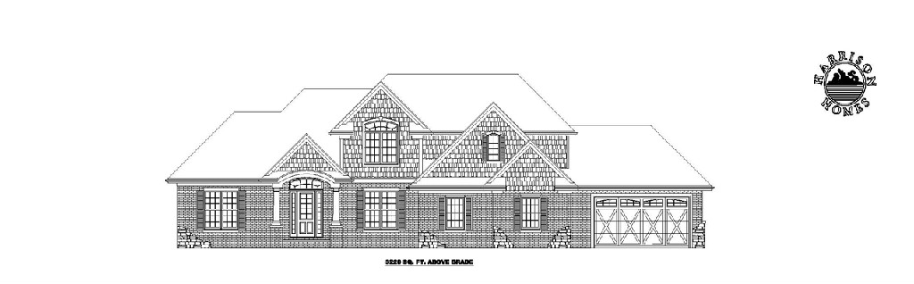 3220 Sq. Ft. 2 Family Rooms