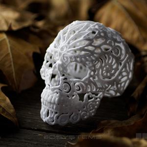 3d Printed Sugar Skull