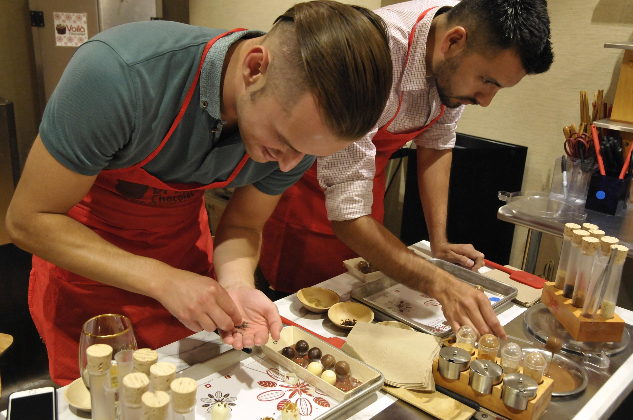 Enrobing truffles.JPG