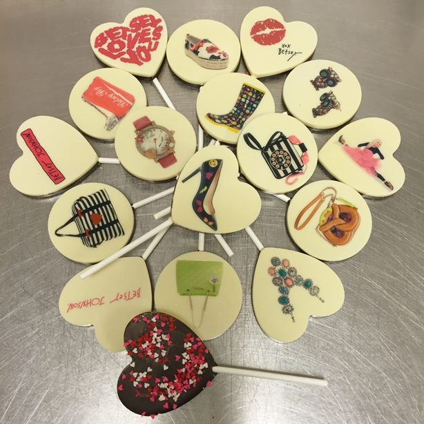 Image lollipops