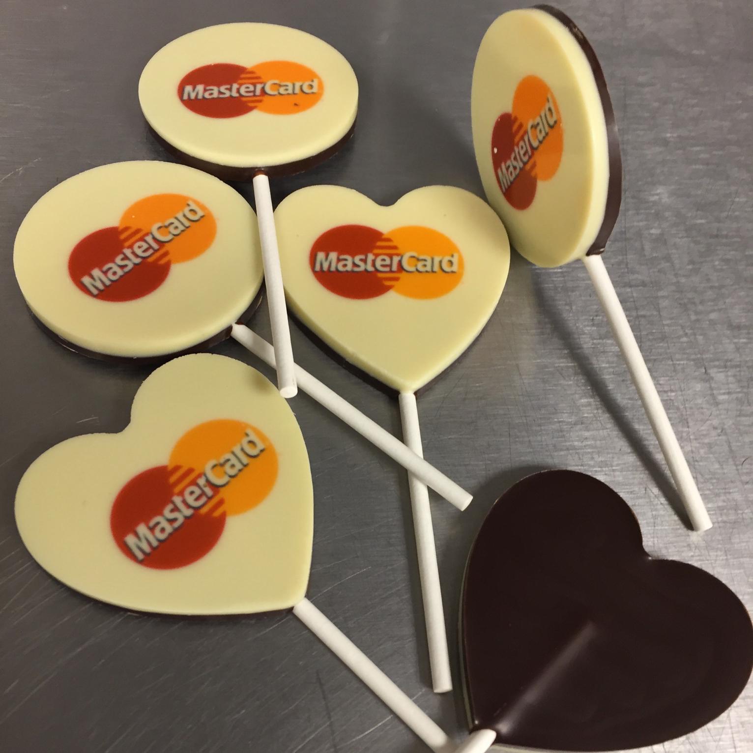 Logo lollipops