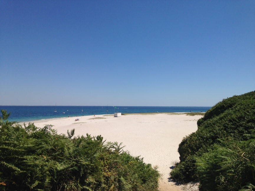 Unspoilt beaches on Ile de Groix