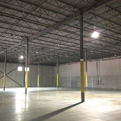 Our 24,000 sq ft facility in Brampton.
