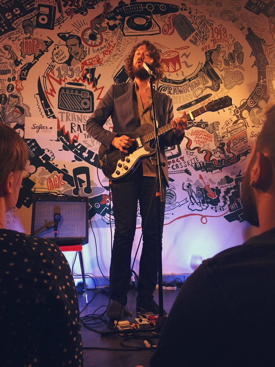 SOFAR SOUNDS LONDON   SEPT 2016
