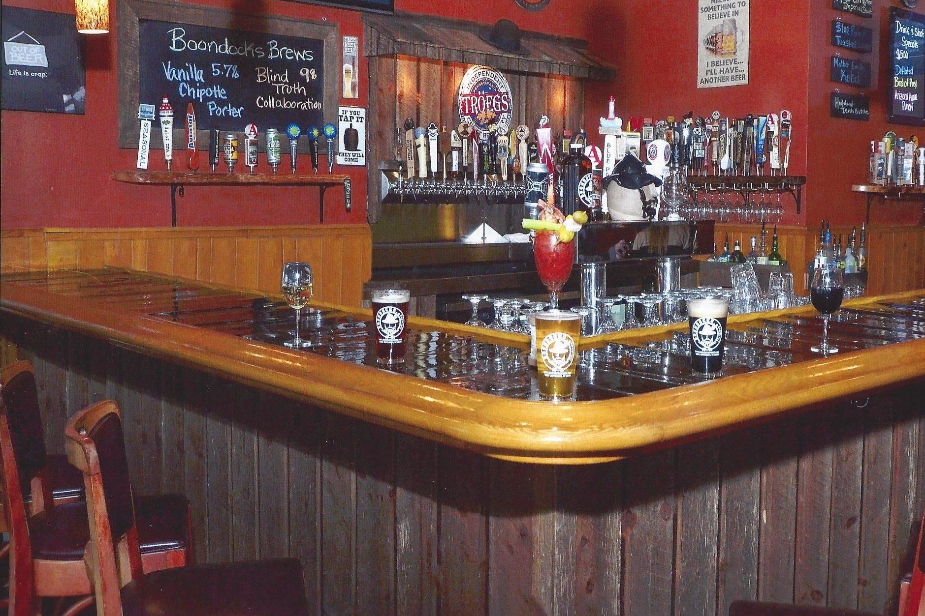 Boondocks Brewing - Tap Room & Restaurant