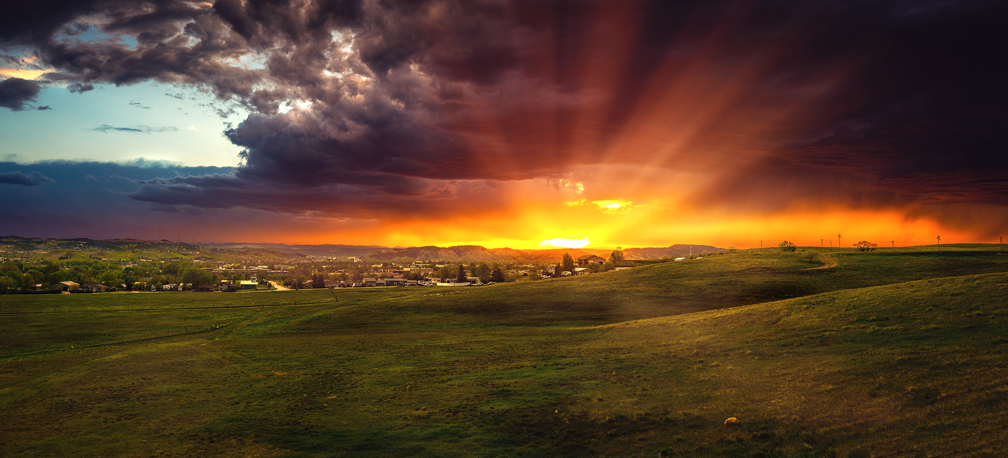 Lisa Kerner   Storms Coming   ©2018LisaKernerDesign