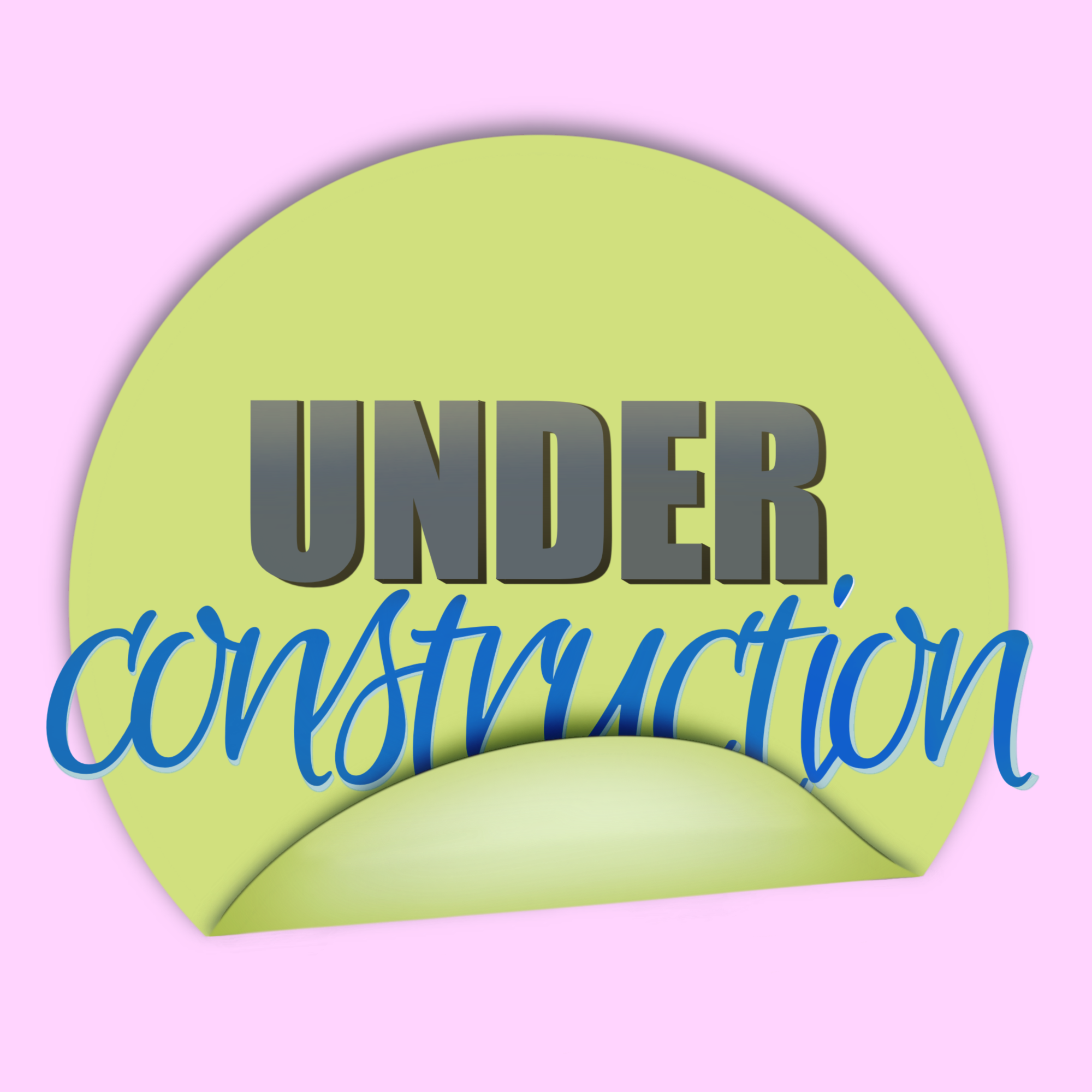 Under Construction | Designs by Lisa Kerner