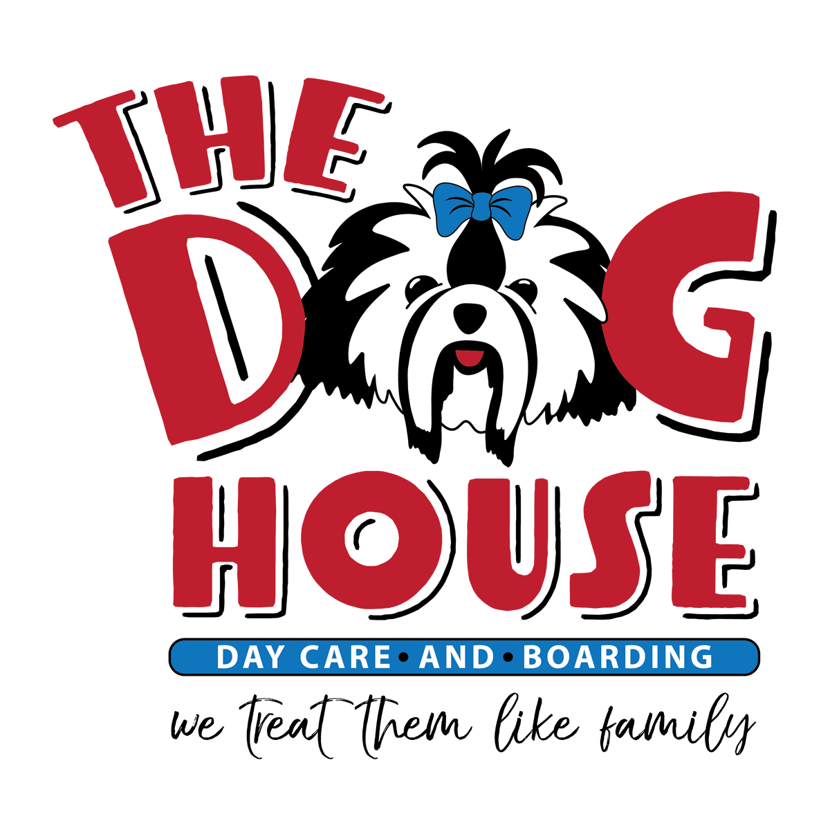 The Dog House | Designs by Lisa Kerner | Branding & Identity | Graphic Design