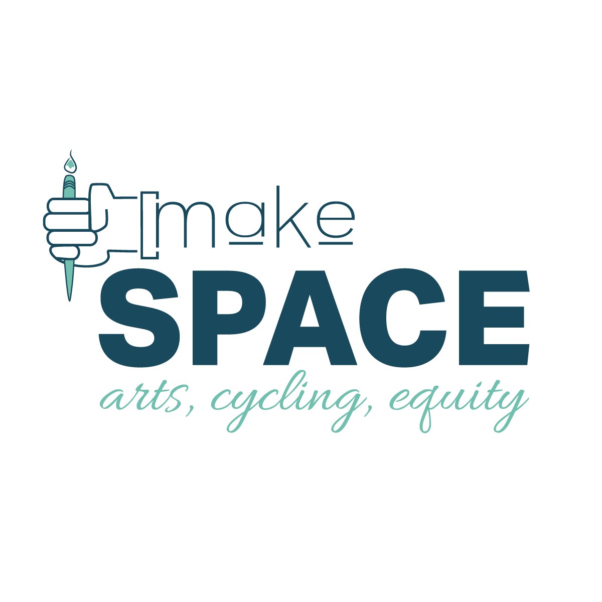 Make Space | Designs by Lisa Kerner | Branding and Identity | Graphic Design