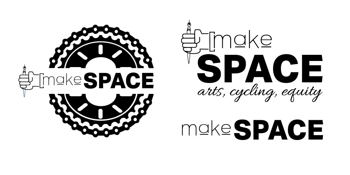 make Space | Designs by Lisa Kerner | Graphic Design | Logo