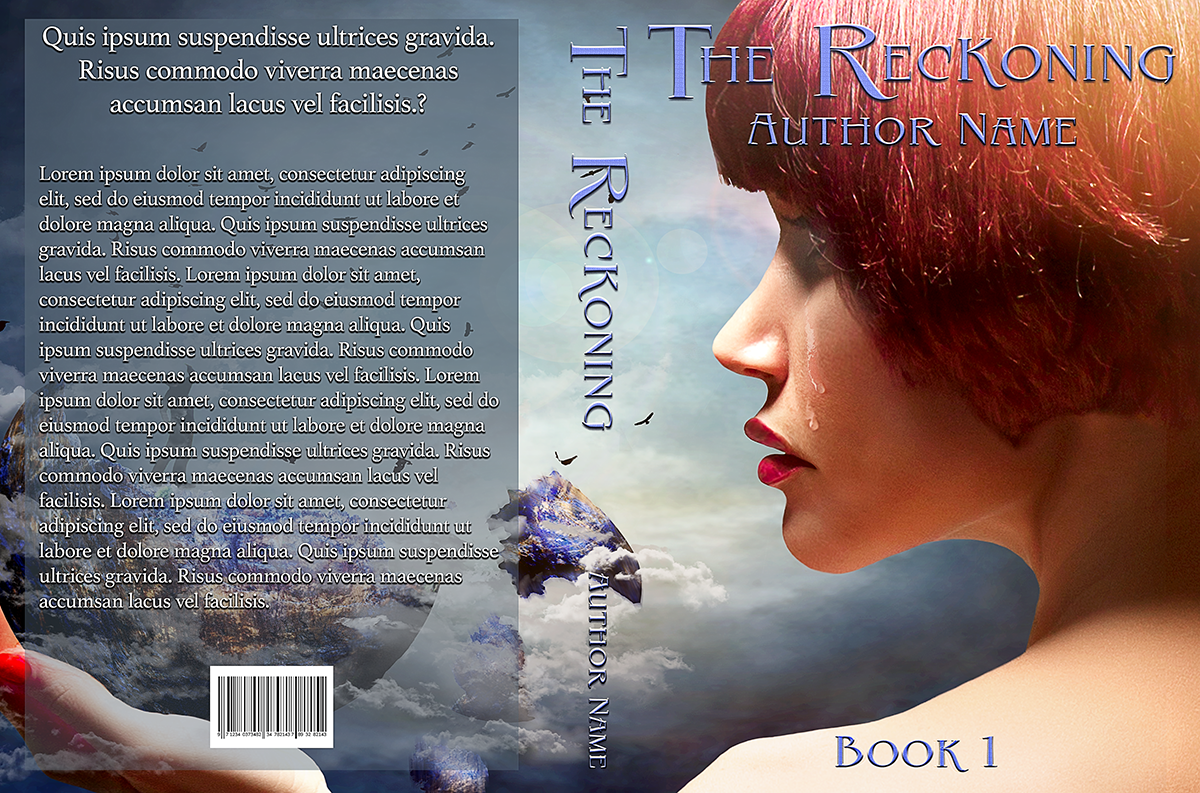 The Kingdom Trilogy Book One | The Reckoning |  | Designs by Lisa Kerner | Custom Book Covers | Indie Publishers