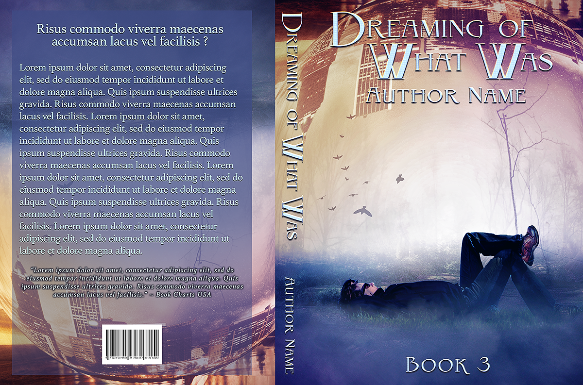 The Kingdom Trilogy Book Three | Dreaming of What Was | | Designs by Lisa Kerner | Custom Book Covers | Indie Publishers