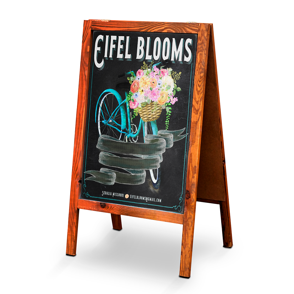 Eifel Blooms | Designs by Lisa Kerner | Branding & Identity | Graphic Design