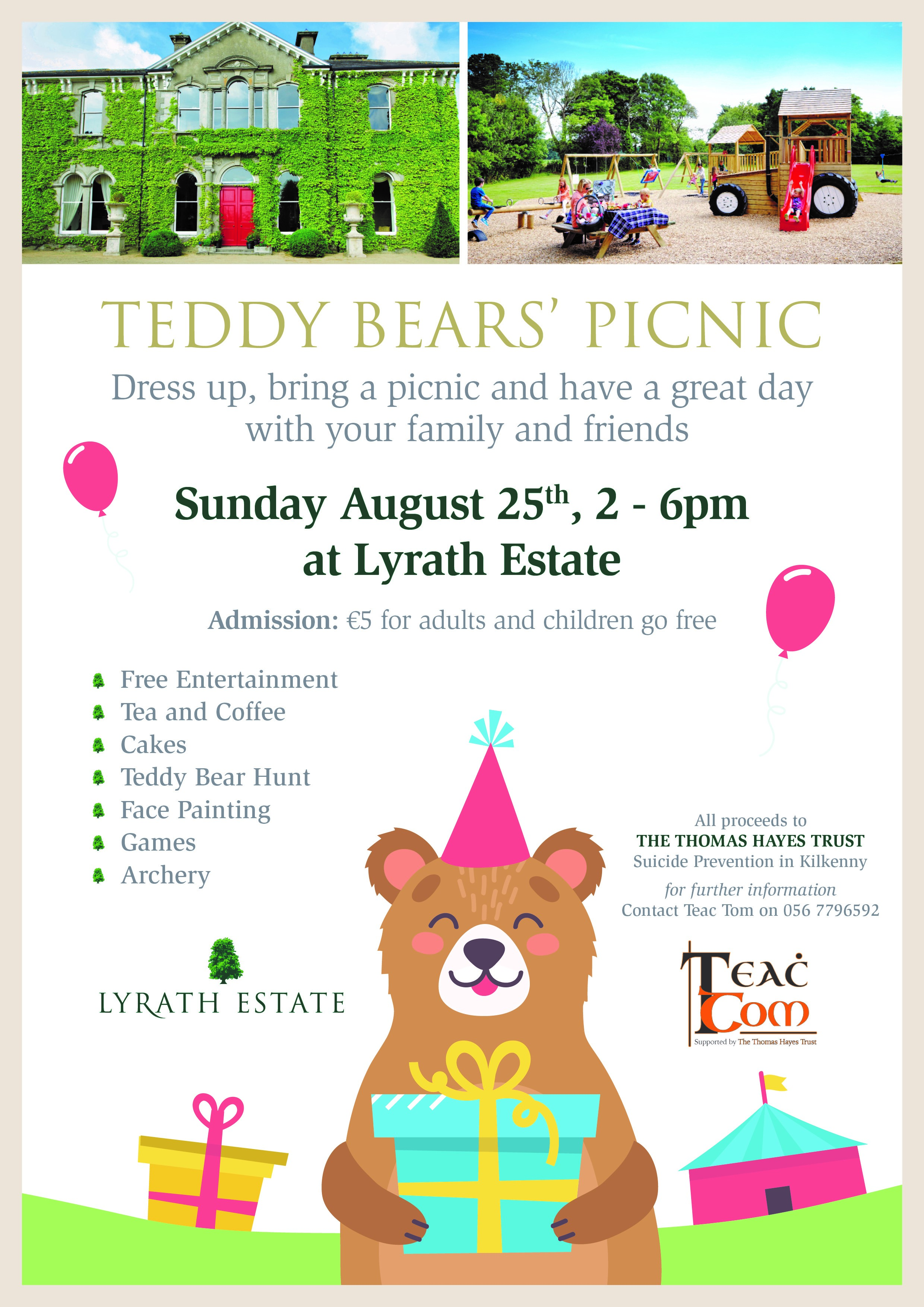 Teac Tom Poster Teddy Bears Picnic.jpg