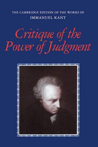 Kant - Critique of Judgment.jpg