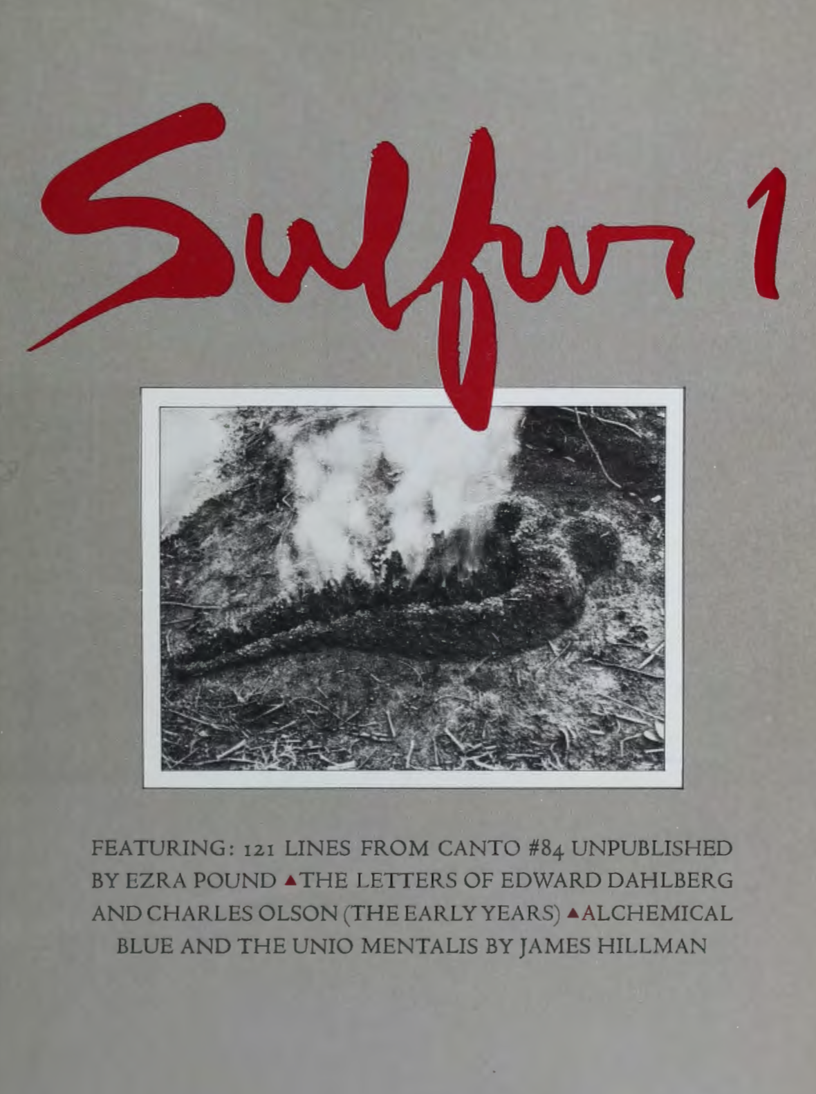 Sulfur, Issues 1-10