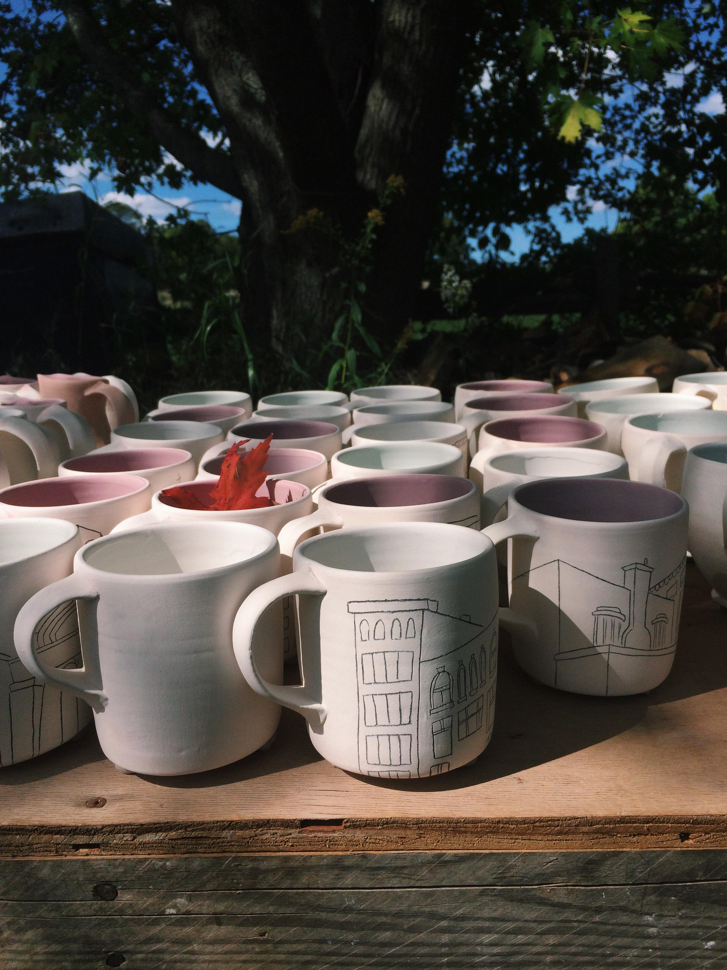 Hamilton mugs!