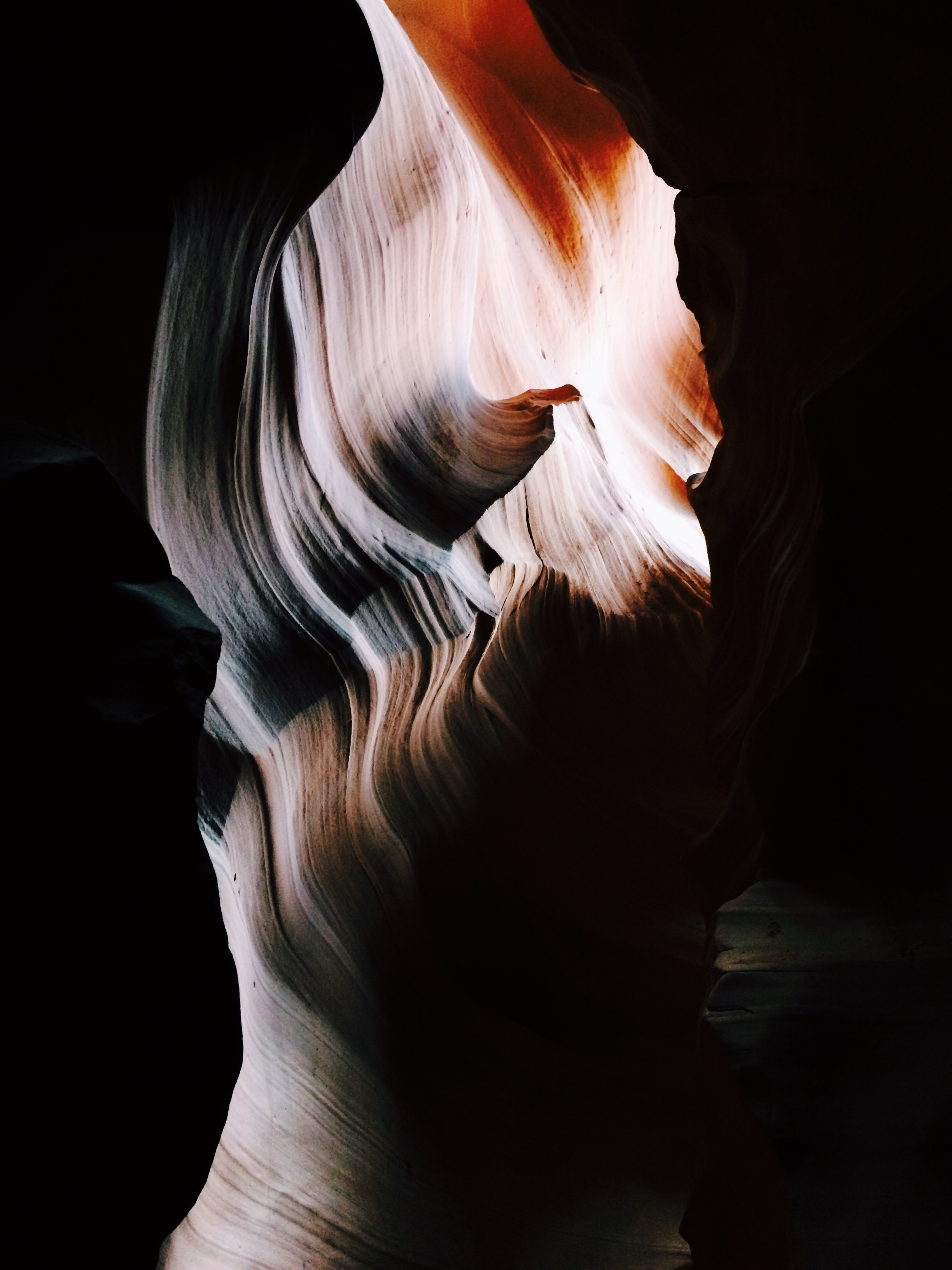 Upper Antelope Canyon | Emma Smith Ceramics