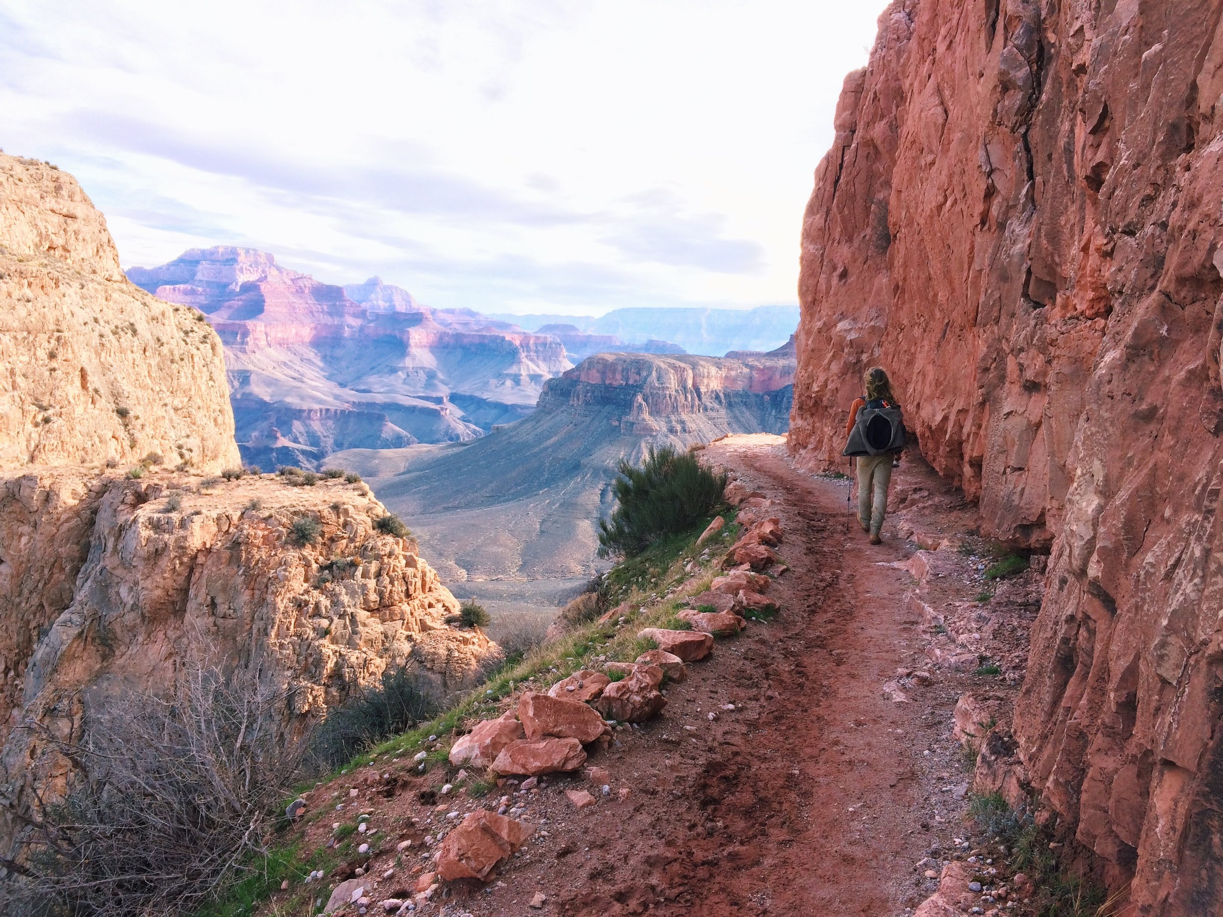 South Kaibab Trail, Grand Canyon National Park   |  Emma Smith Ceramics