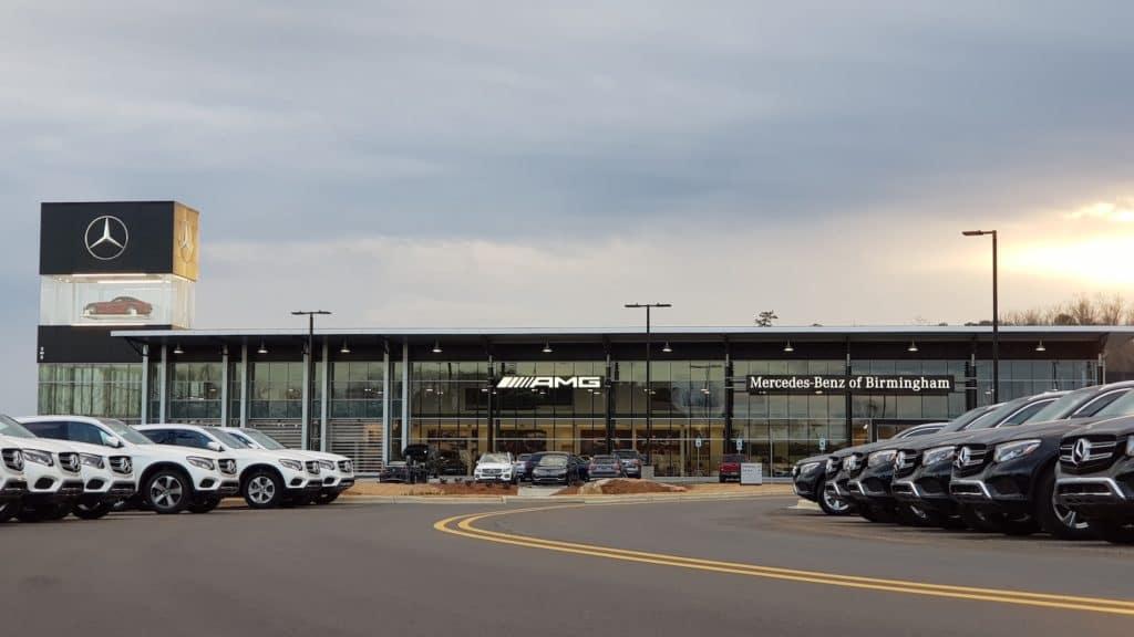 Mercedes-Benz of Birmingham Irondale - 750 Mercedes Way,Irondale, AL 35210205-848-7000VISIT OUR WEBSITE