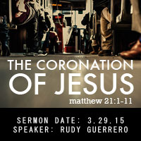 The Coronation of Jesus