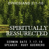 Spiritually Ressurected