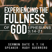 Fullness of God