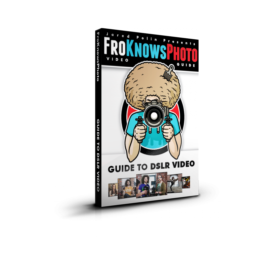 The FroKNowsPhoto Guide to DSLR Video