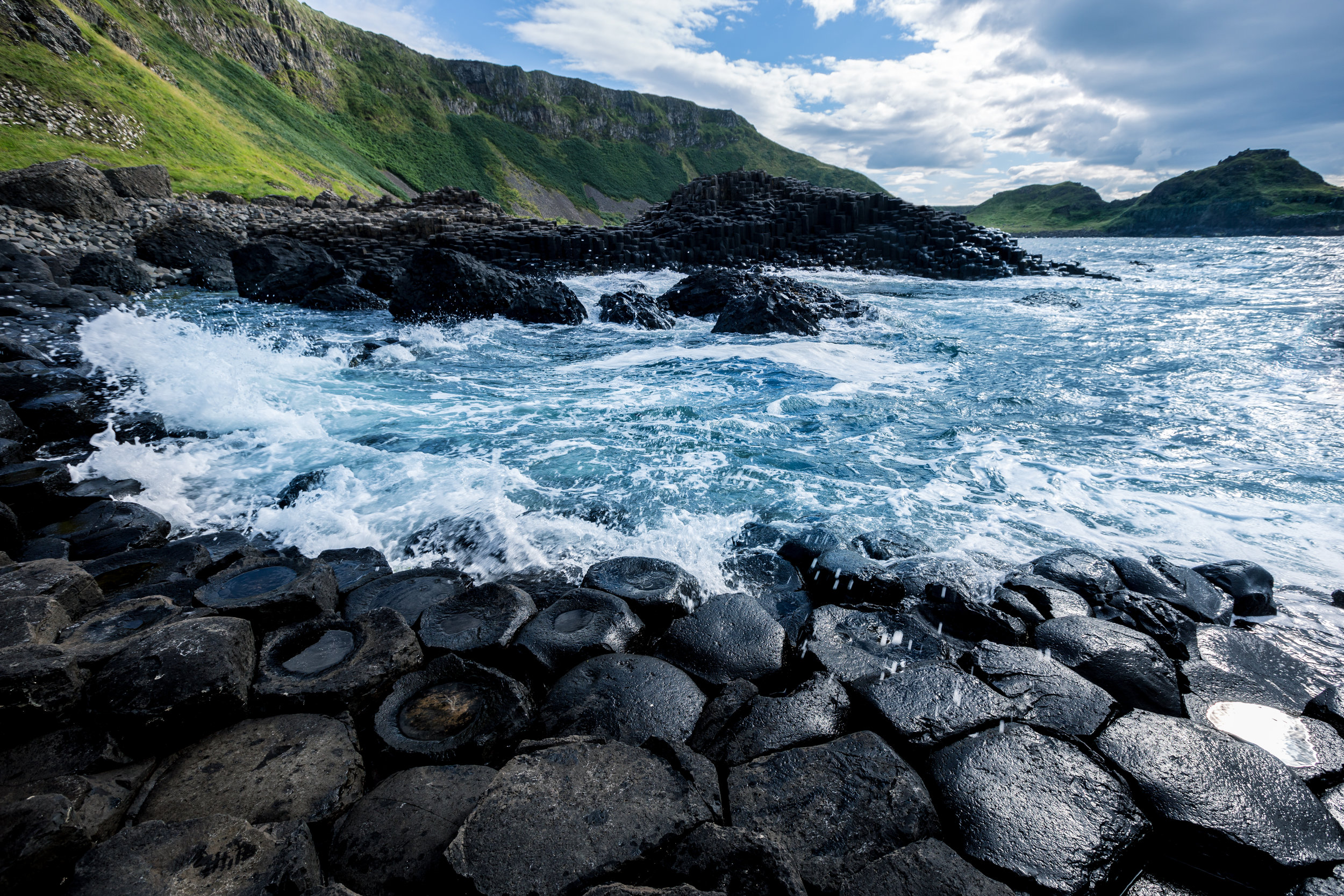 Giant's Causeway, Bushmills, Northern Ireland