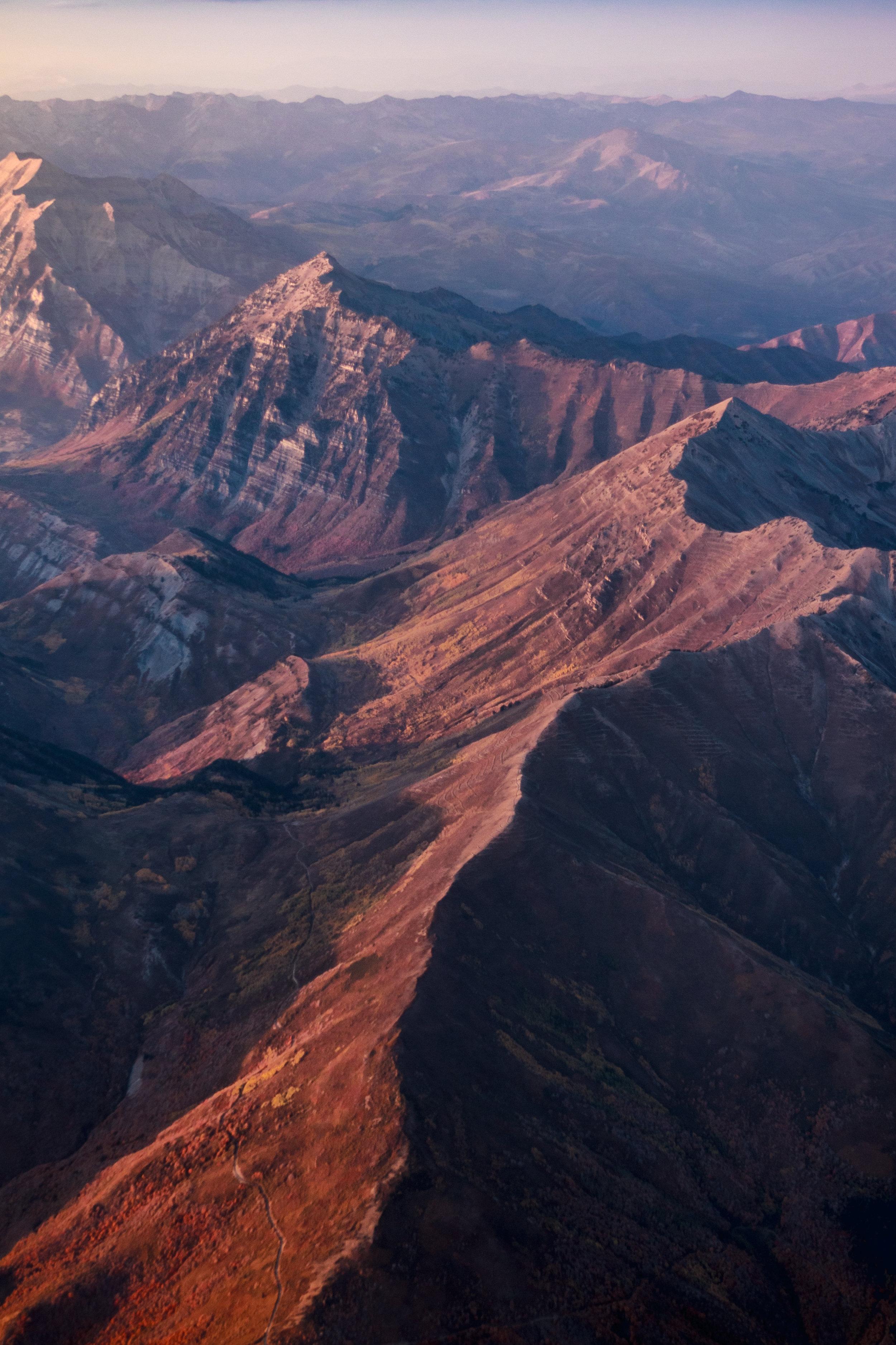 Wasatch Range, Utah