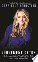 gabby bernstein judgement detox