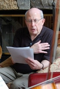 Michael White, Composer-in-Residence