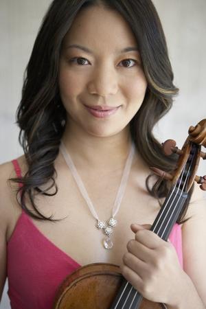 Concertmaster MingHuan Xu
