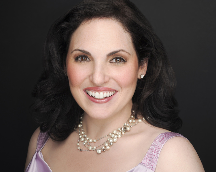 Soprano Arianna Zukerman