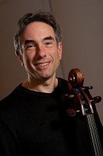 David Rezits , cellist, chef, and author of   Culinary Harmony: Favorite Recipes of the World's Finest Classical Musicians.
