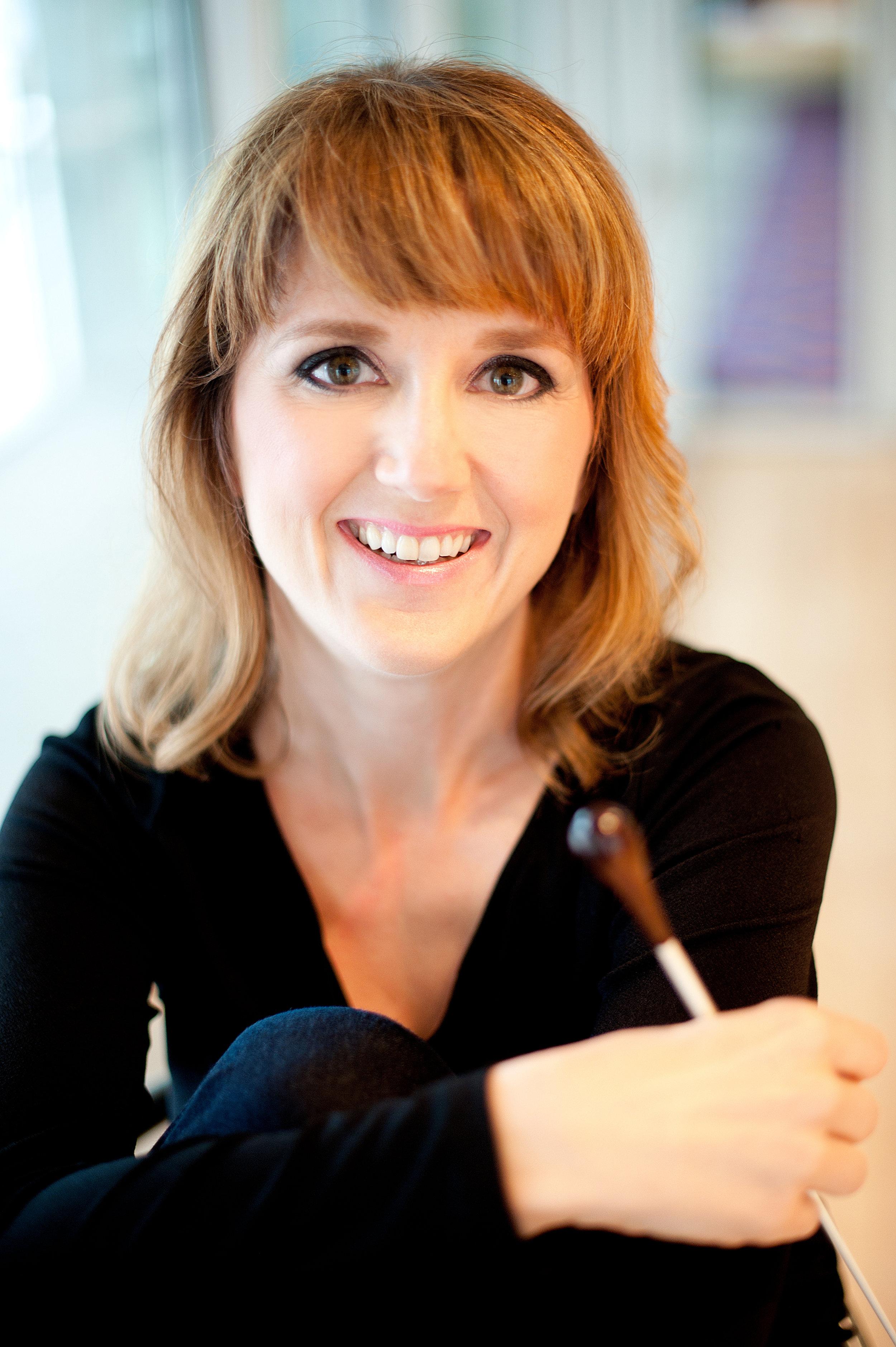 Artistic Director, Erin Freeman