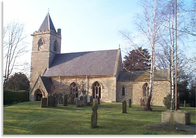 The church today
