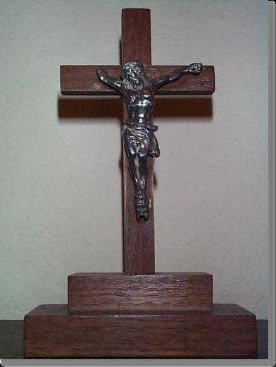 World War I Crucifix