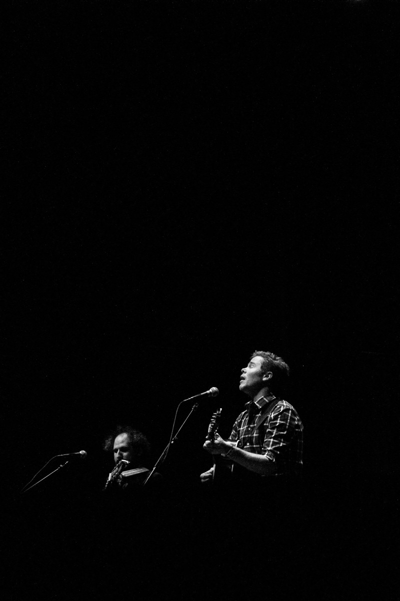 Josh Ritter @  labluegrasssituation  / The Theatre at  acehotel  via Free Bike Valet ( http://freebikevalet.com/2014/10/13/l-a-bluegrass-situation-show-pics-day-one/ )   © 2014 Tajna Tanović. All Rights Reserved.
