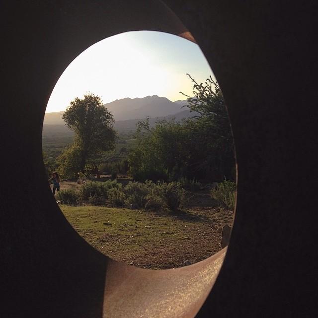 a piece of peace #Ojai    © 2014 Tajna Tanović. All Rights Reserved.
