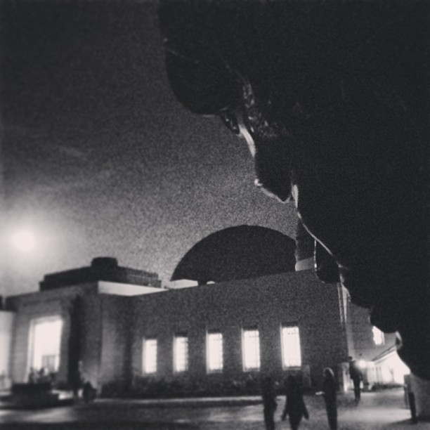 Rebel rebel… #Supermoon #StrawberryMoon #GriffithObservatory #JamesDean    © 2013 Tajna Tanović. All Rights Reserved.