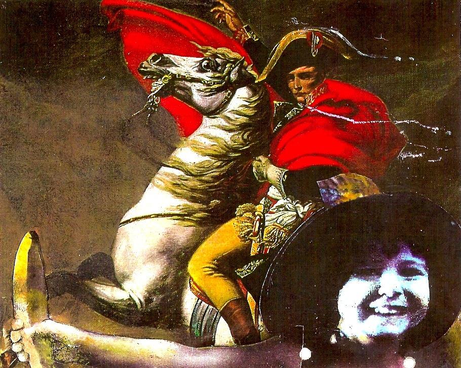 """""""Napoleon & Tajna"""" by Franjo Likar"""